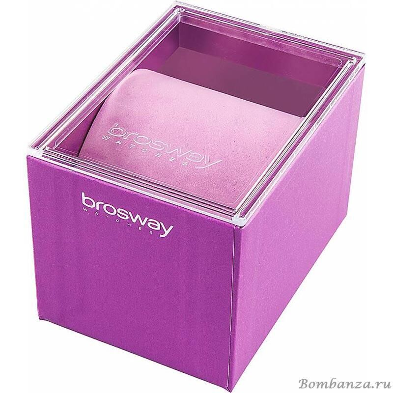Часы Brosway, T-Color Mini розовые, WTC32